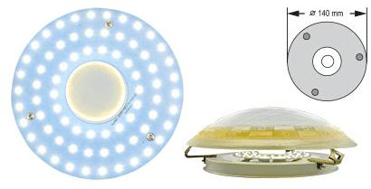 Somogyi LED modul s magnetem do svítidla