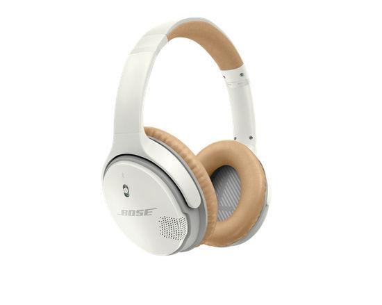 Bose SoundLink around-ear wireless II (bílá)