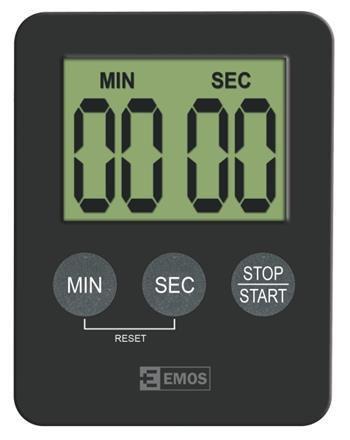 EMOS TP202 DIGI, kuchyňská minutka