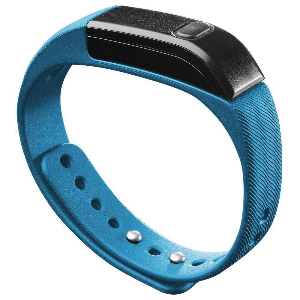 CellularLine BT fitness náramek (modro-černý)