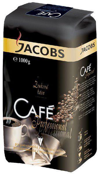Jacobs Professional zrnková káva 1kg - TAS0077032