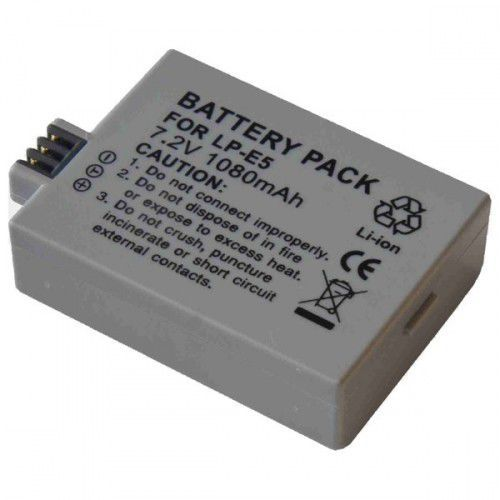 Extreme Energy BAFCANLPE5 - baterie typ LP-E5 LI-ION 1200 mAh