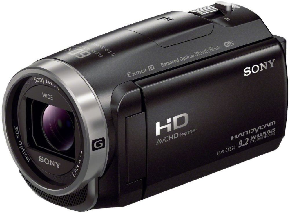 Sony HDR-CX625 (černá)