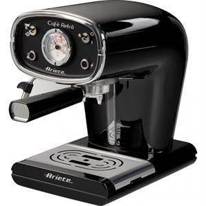 ARIETE 1388 Retro (černá) - Pákové espresso