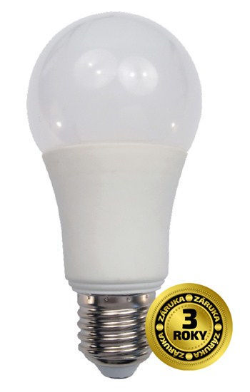 Solight LED žárovka - 10W, E27, 3000K