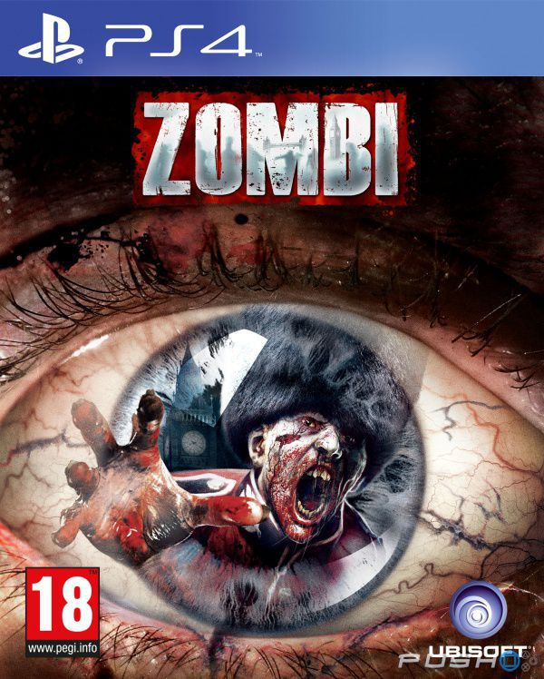 Zombi - hra pro PS4