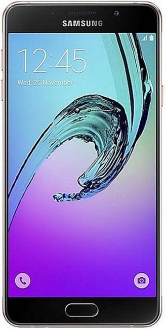 Samsung A510F Galaxy A5 2016 (růžový)