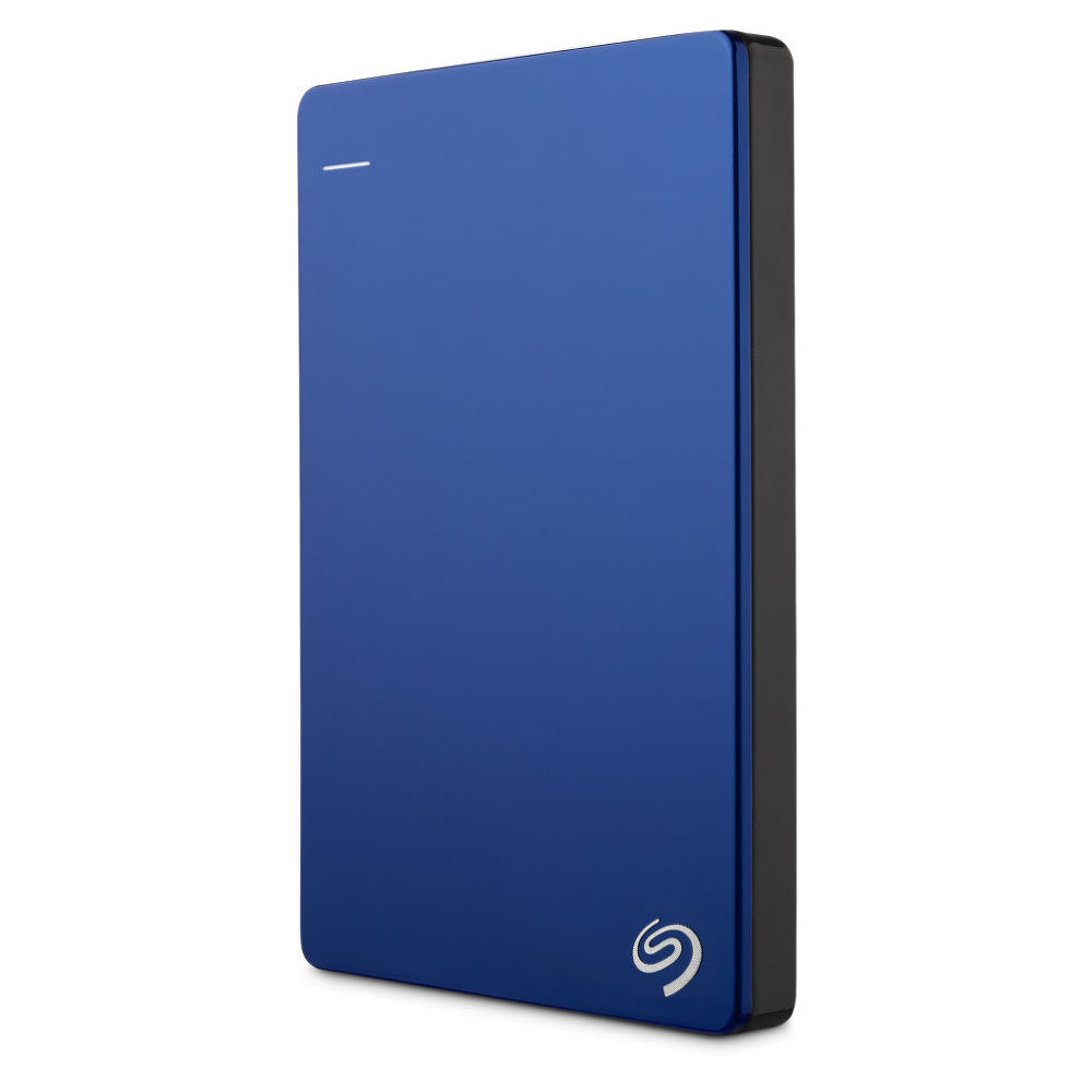 Seagate Backup Plus Slim Portable 2TB (modrý)