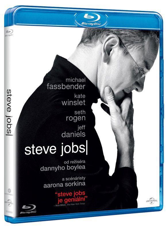 Steve Jobs - Blu-ray film