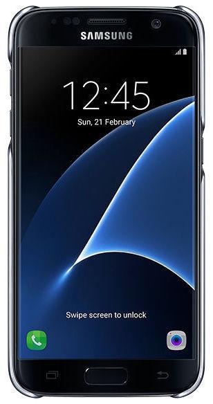 Samsung Clear EF-QG930CB SG S7 (černé)