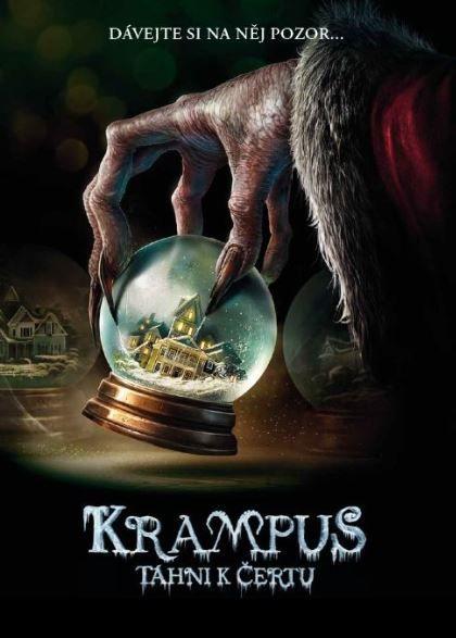 Krampus: Táhni k čertu - Blu-ray film