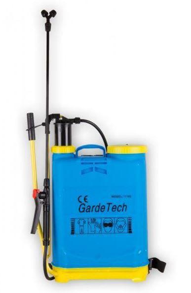 Gardetech 11162 - Tlakový postřikovač