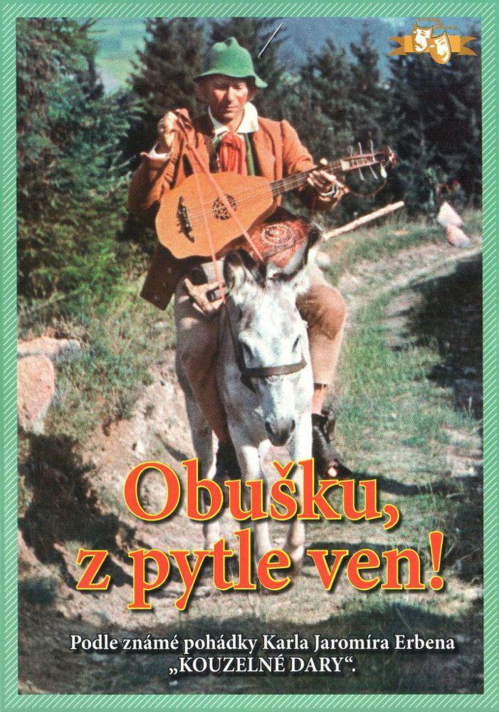 Obušku, z pytle ven! - DVD film