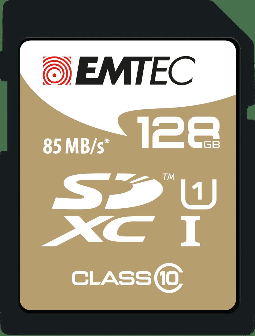 Emtec 128GB SDXC Class10