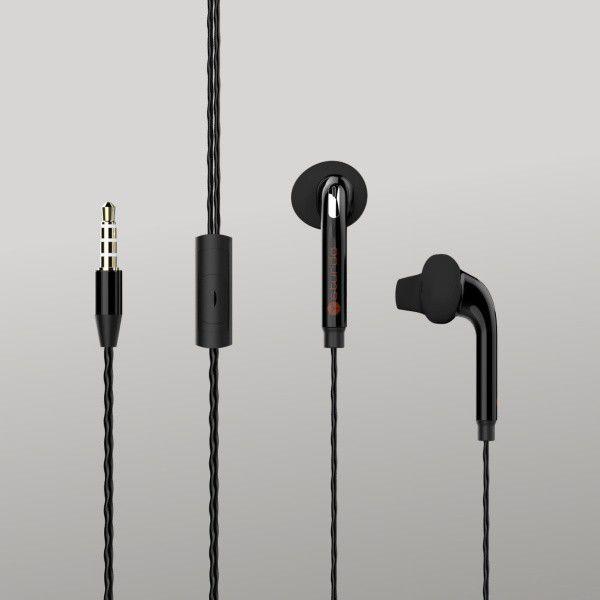 Sturdo Headset 3,5mm (černý)