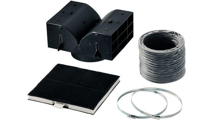SIEMENS LZ53250, montážní sada s uhlíkovým filtrem