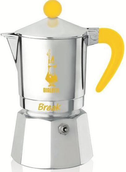 Bialetti Break 3 žlutý