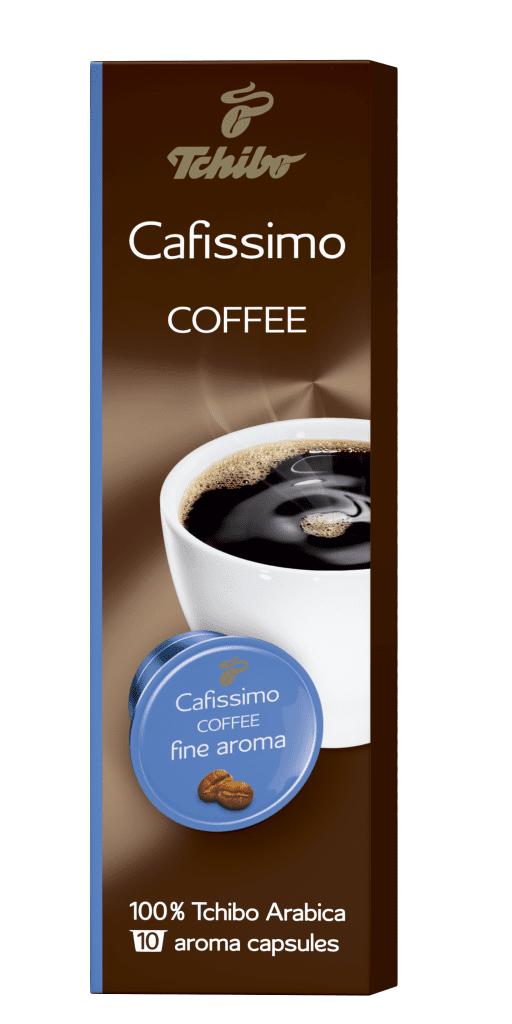 Tchibo Cafissimo Fine Aroma 70g - Kapslová káva