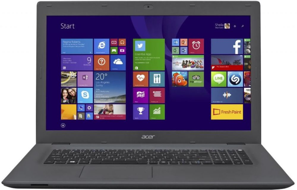 Acer Aspire E17 E5-771G-51CZ (černý) + dárek eScan Internet Security Suite Antivirový software na 90 dní zdarma
