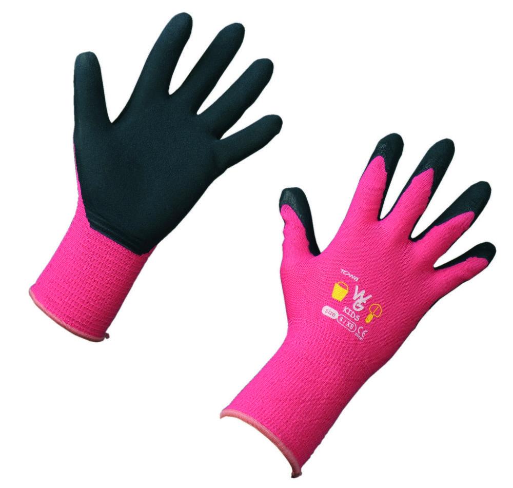 Freund Victoria Dětské zahradní rukavice 8-11