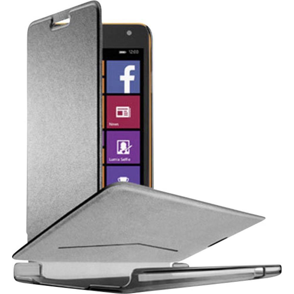 CellularLine Book Essential pouzdro pro Nokia Lumia 535 (černé)