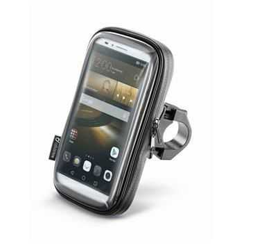 """CellularLine Voděodolné pouzdro Interphone SMART pro mobil 6.0"""" (černé)"""