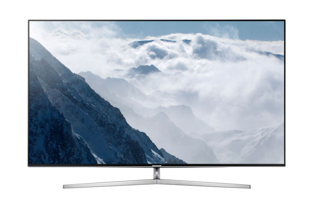 Samsung UE75KS8002T (stříbrná)