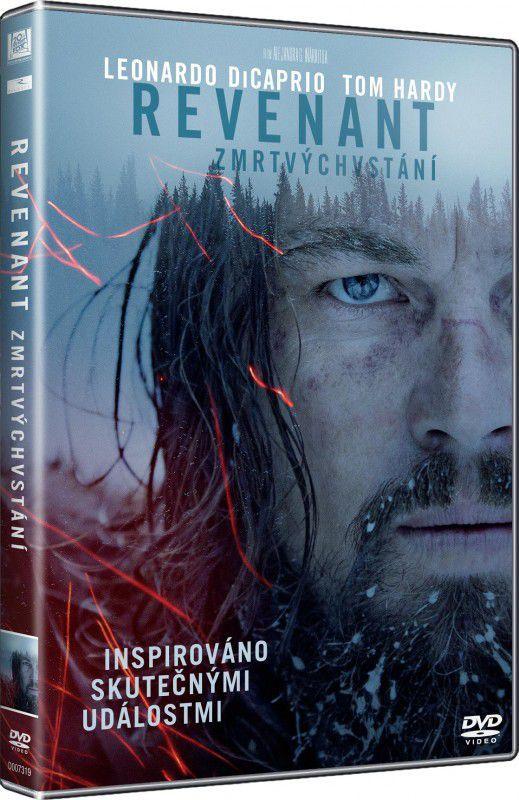 Revenant: Zmrtvýchvstání - DVD film