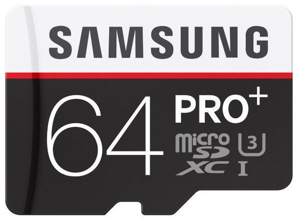 Samsung Micro SDXC Pro Plus 64GB