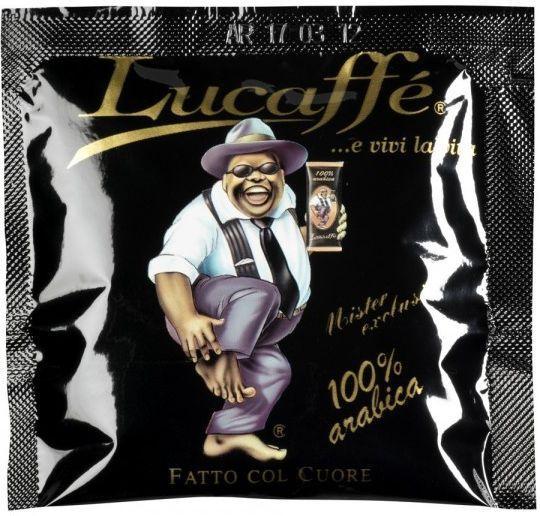 Lucaffé Mr Exclusive 100% Arabica PODS 150ks