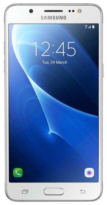 Samsung Galaxy J5 Dual SIM, 2016 (bílá)