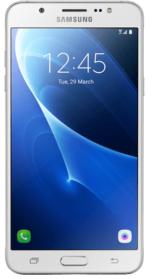 Samsung Galaxy J7, 2016 (bílý) + dárek MyMax AA-1176, 10 000 mAh (bílá) zdarma