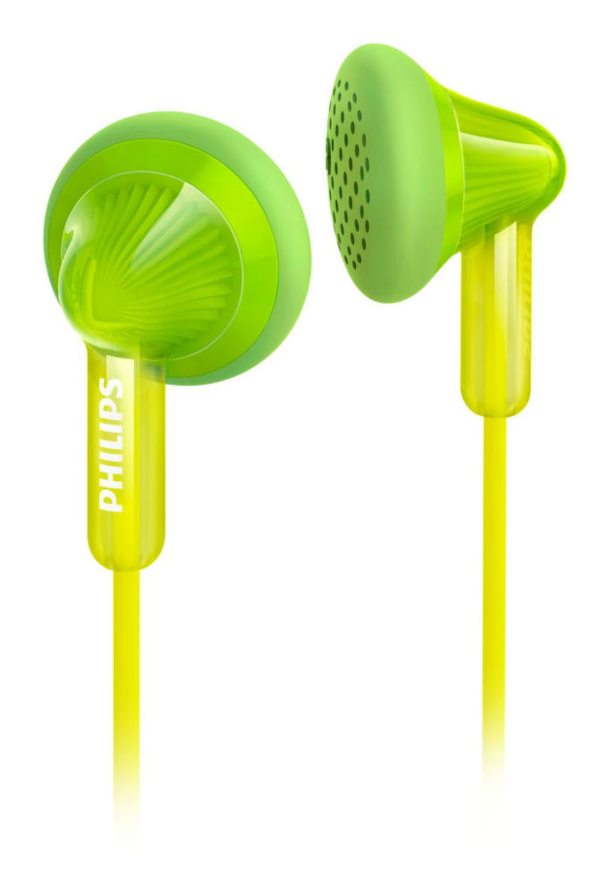Philips SHE3010GN (žluto-zelená)