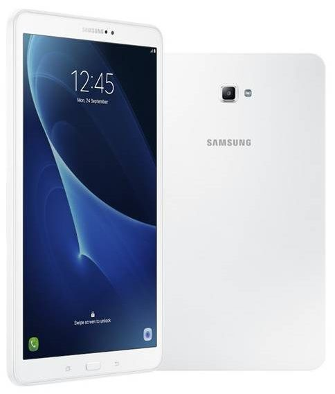 Samsung Galaxy Tab A 10.1 Wi-Fi, SM-T580NZWAXEZ + dárek eScan Mobile Virus Security pro Android na 90 dní zdarma