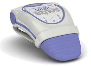 Snuza 007 - přenosný monitor pohybu + stimulace