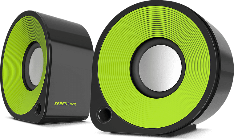 Speed Link Ellipse, SL-810000 (černo-zelená)