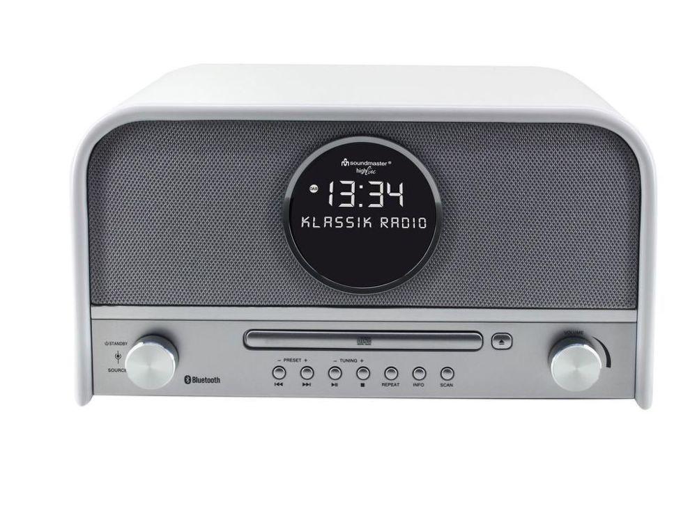 Soundmaster NR850WE (bílé)