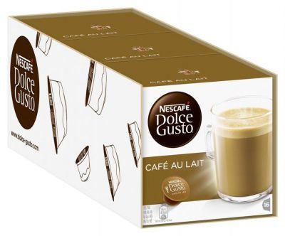 Nescafé Café au Lait kapslová káva (48ks)