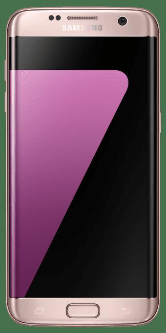 Samsung Galaxy S7 edge (růžová)