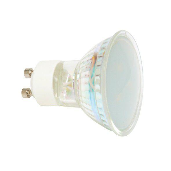 Ecolite LED GU10, 21xSMD2835, 7W, 2700K, 580lm