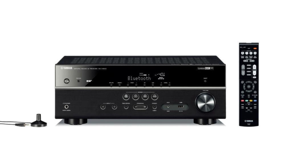 Yamaha RX-V481 DAB MusicCast (černý)