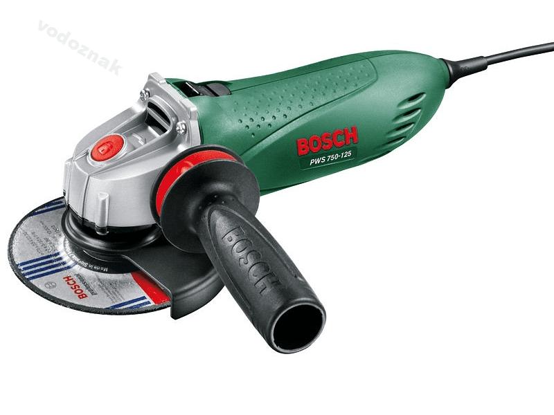 Bosch PWS 750-125 Úhlová bruska