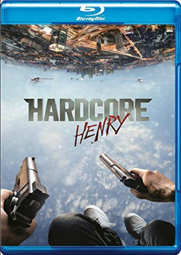 Hardcore Henry - Blu-Ray film