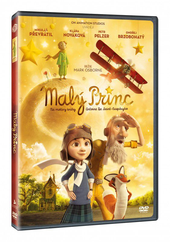 Malý princ - Magic Box DVD