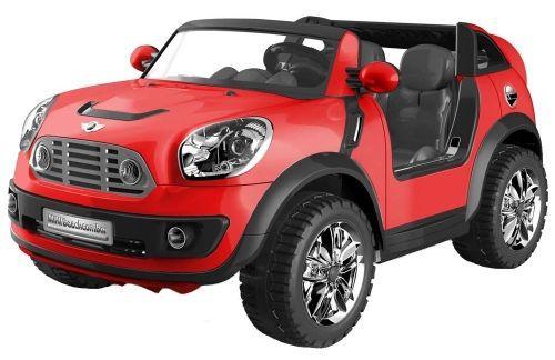 Mini Cooper Beachcomber (červené) - Dětské vozítko