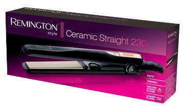 Remington S 1005 Ceramic Straight cestovní žehlička na vlasy ... ab908dd578f