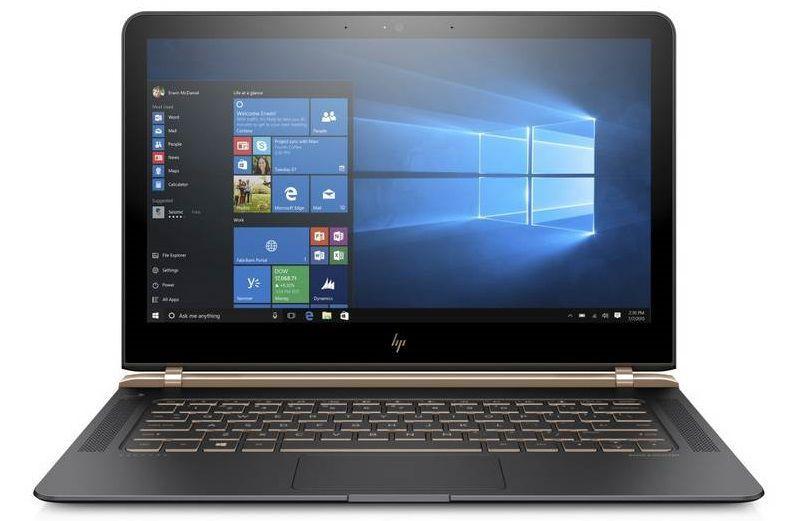 HP Spectre 13-v001nc + dárek eScan Internet Security Suite Antivirový software na 90 dní zdarma