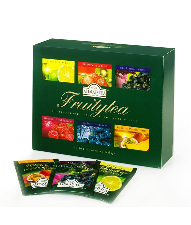 Ahmad AHM71572 ovocný čaj (10ks)