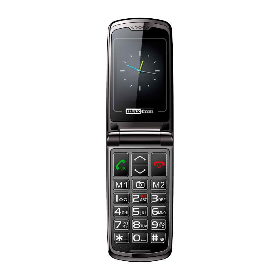 Maxcom MM822 (černý)