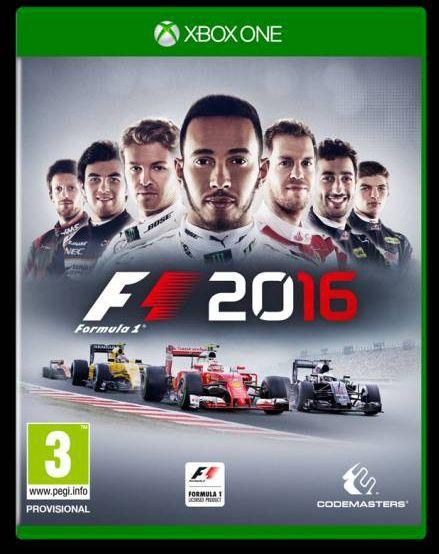 F1 2016 - Xbox One hra